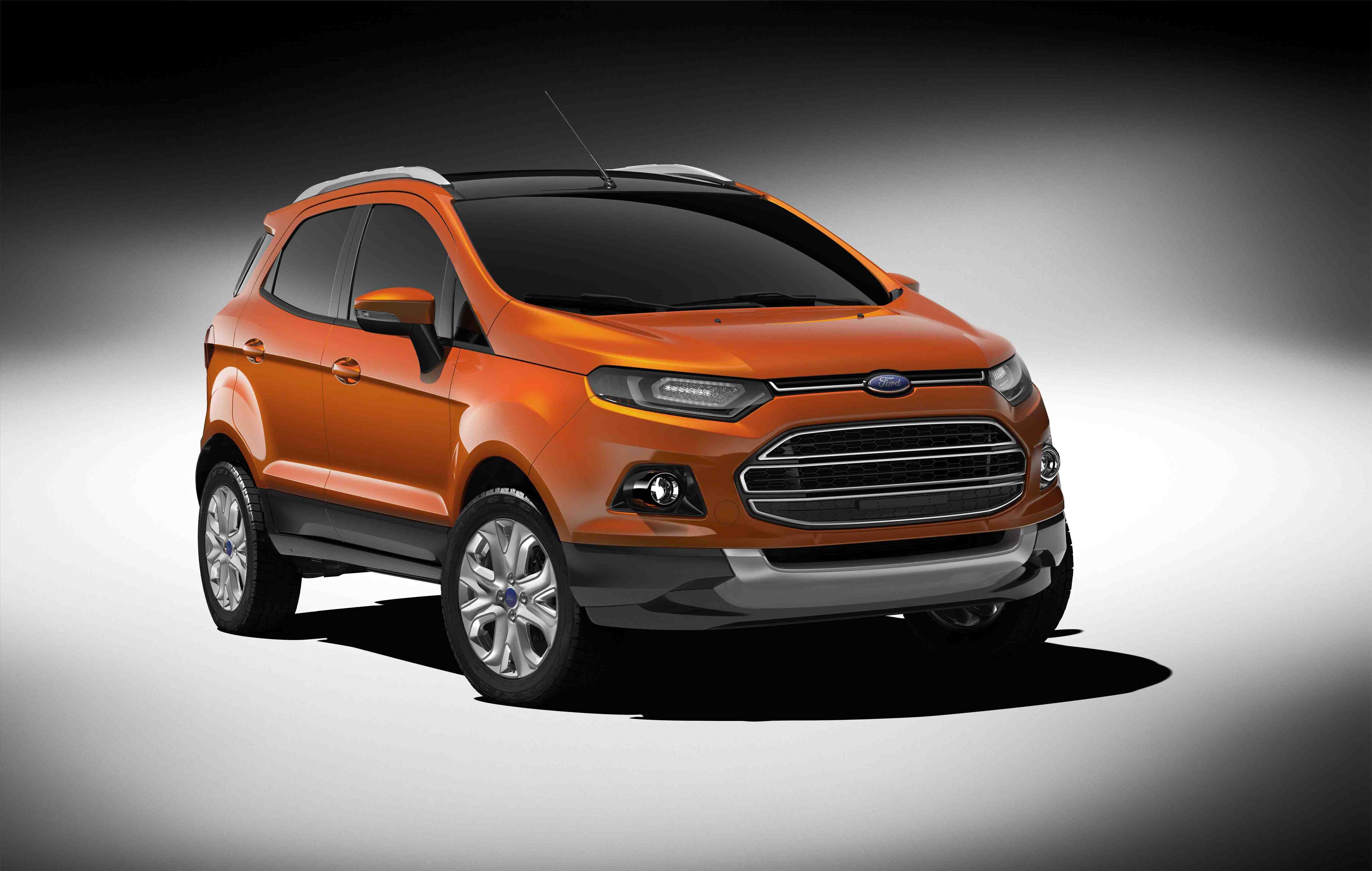 Ford Escort 2012 foto - 5