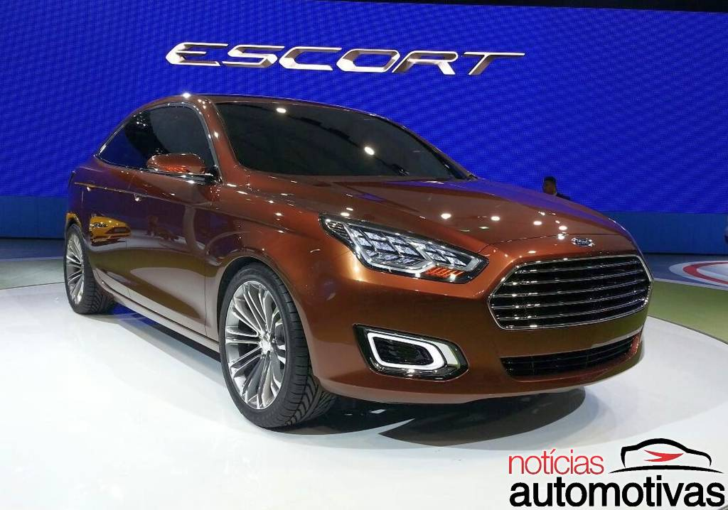 Ford Escort 2013 foto - 1