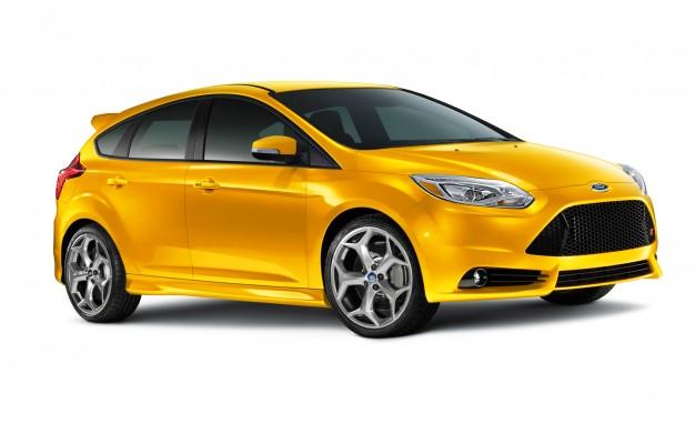 Ford Escort 2013 foto - 3