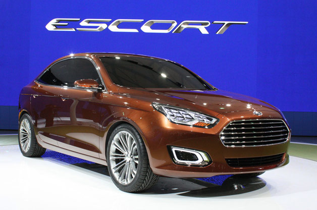 Ford Escort 2014 foto - 1