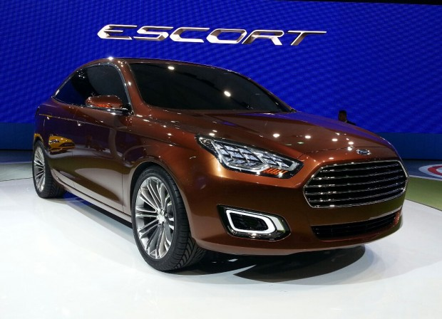 Ford Escort 2014 foto - 2