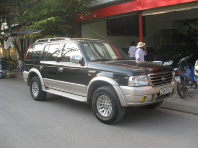 Ford Everest 2000 foto - 5