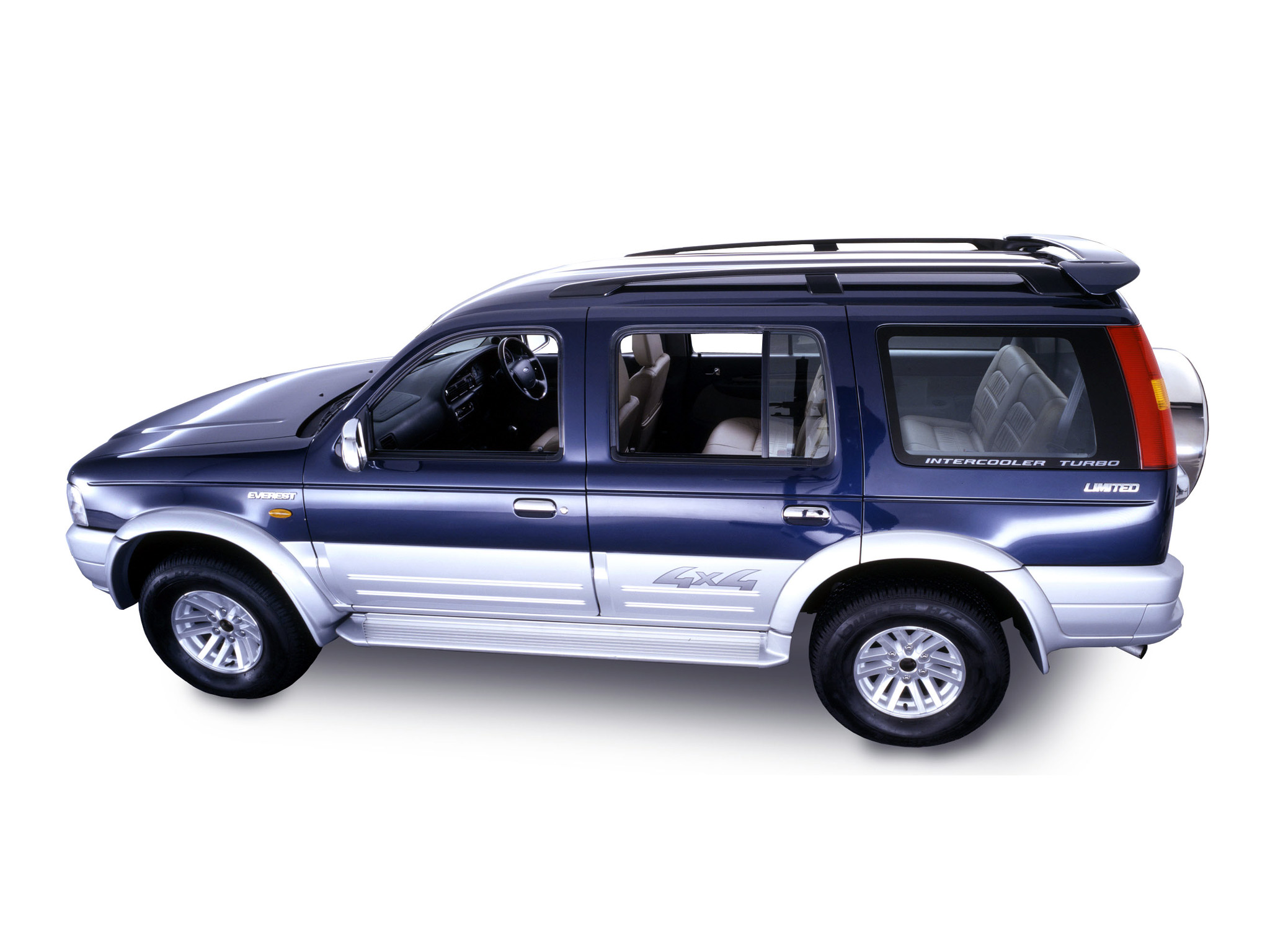 Ford Everest 2003 foto - 3