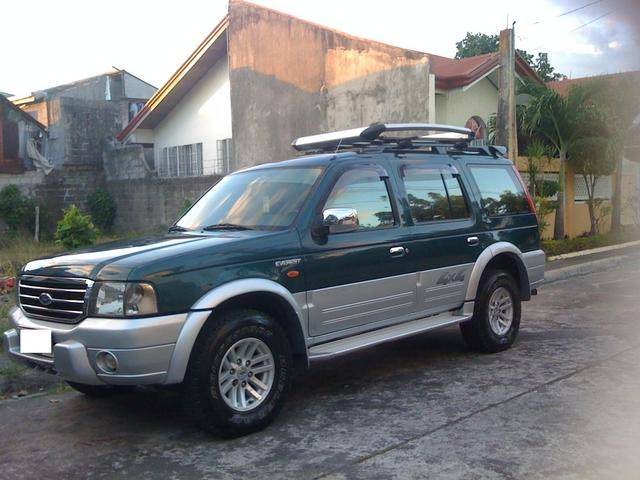 Ford Everest 2003 foto - 4