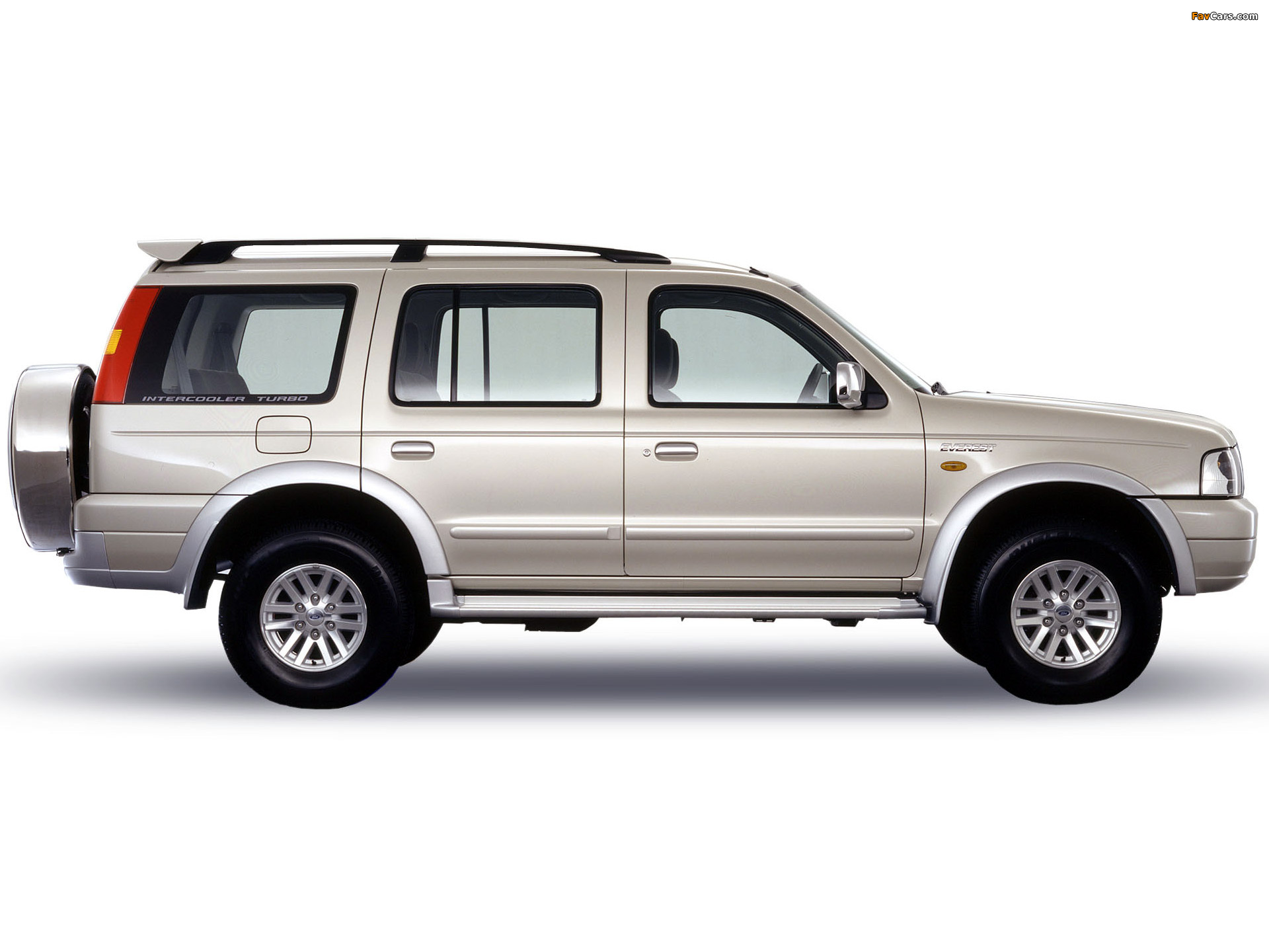 Ford Everest 2003 foto - 5