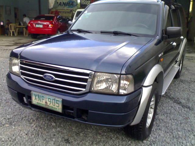 Ford Everest 2004 foto - 4