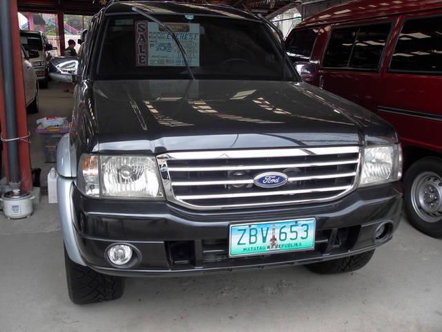 Ford Everest 2005 foto - 1