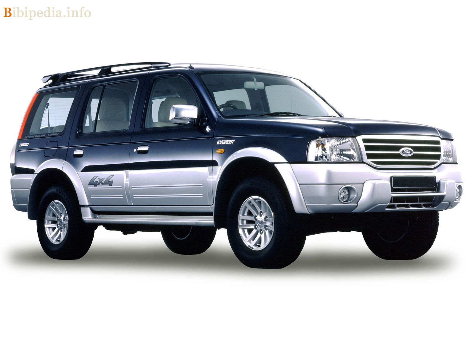 Ford Everest 2007 foto - 1