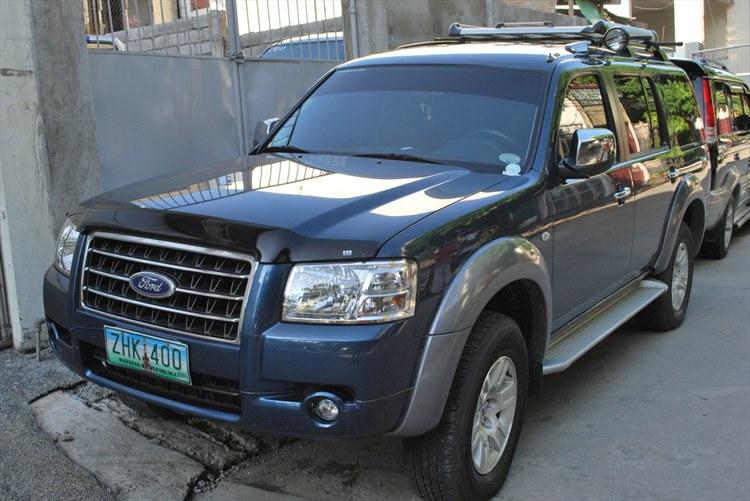 Ford Everest 2007 foto - 4