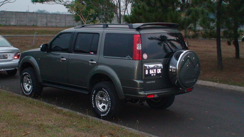 Ford Everest 2007 foto - 5