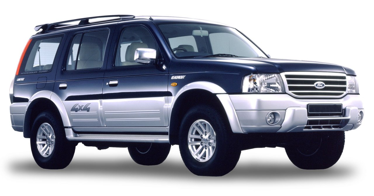 Ford Everest 2008 foto - 1