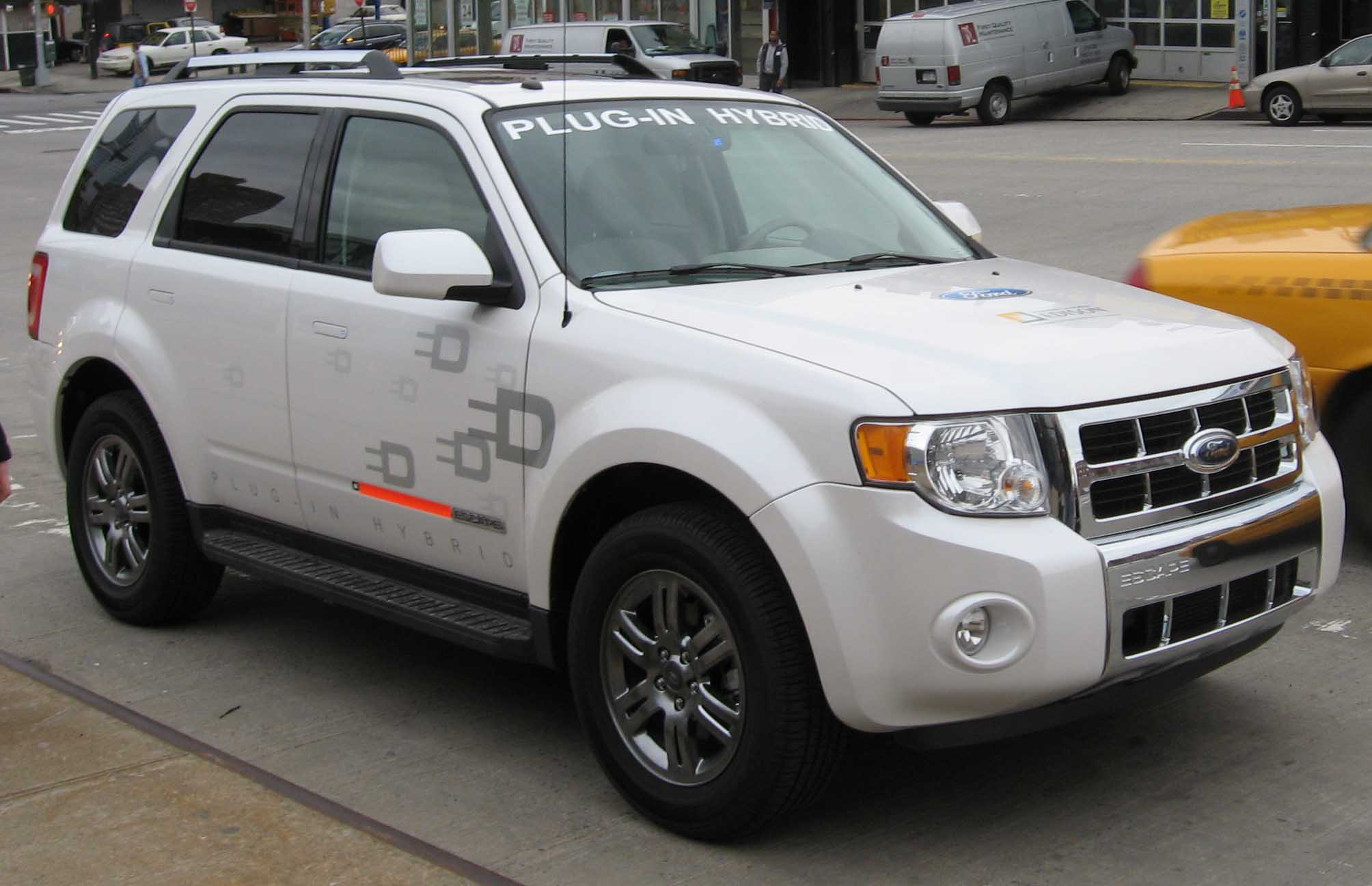 Ford Everest 2008 foto - 2