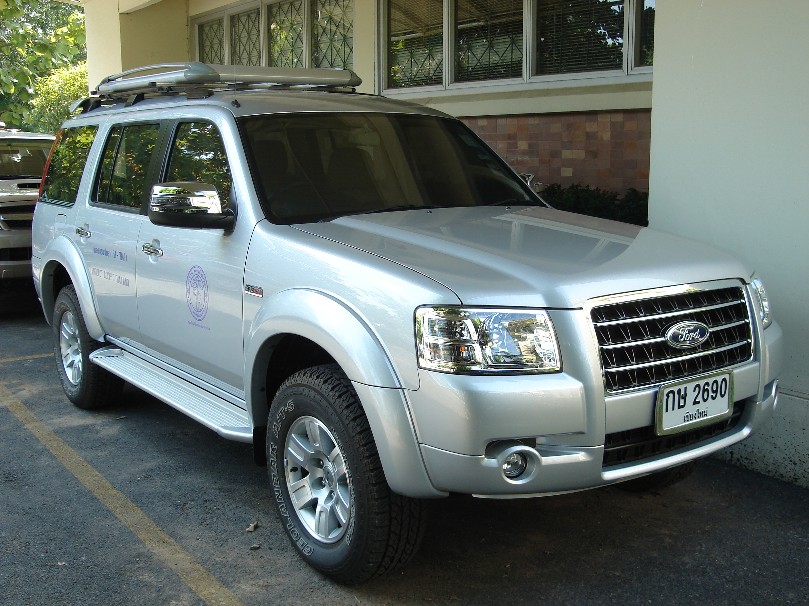 Ford Everest 2008 foto - 3
