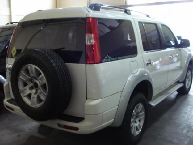 Ford Everest 2008 foto - 4