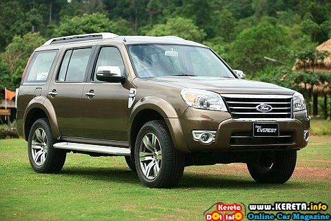 Ford Everest 2009 foto - 3