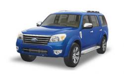 Ford Everest 2009 foto - 4