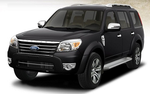 Ford Everest 2009 foto - 5
