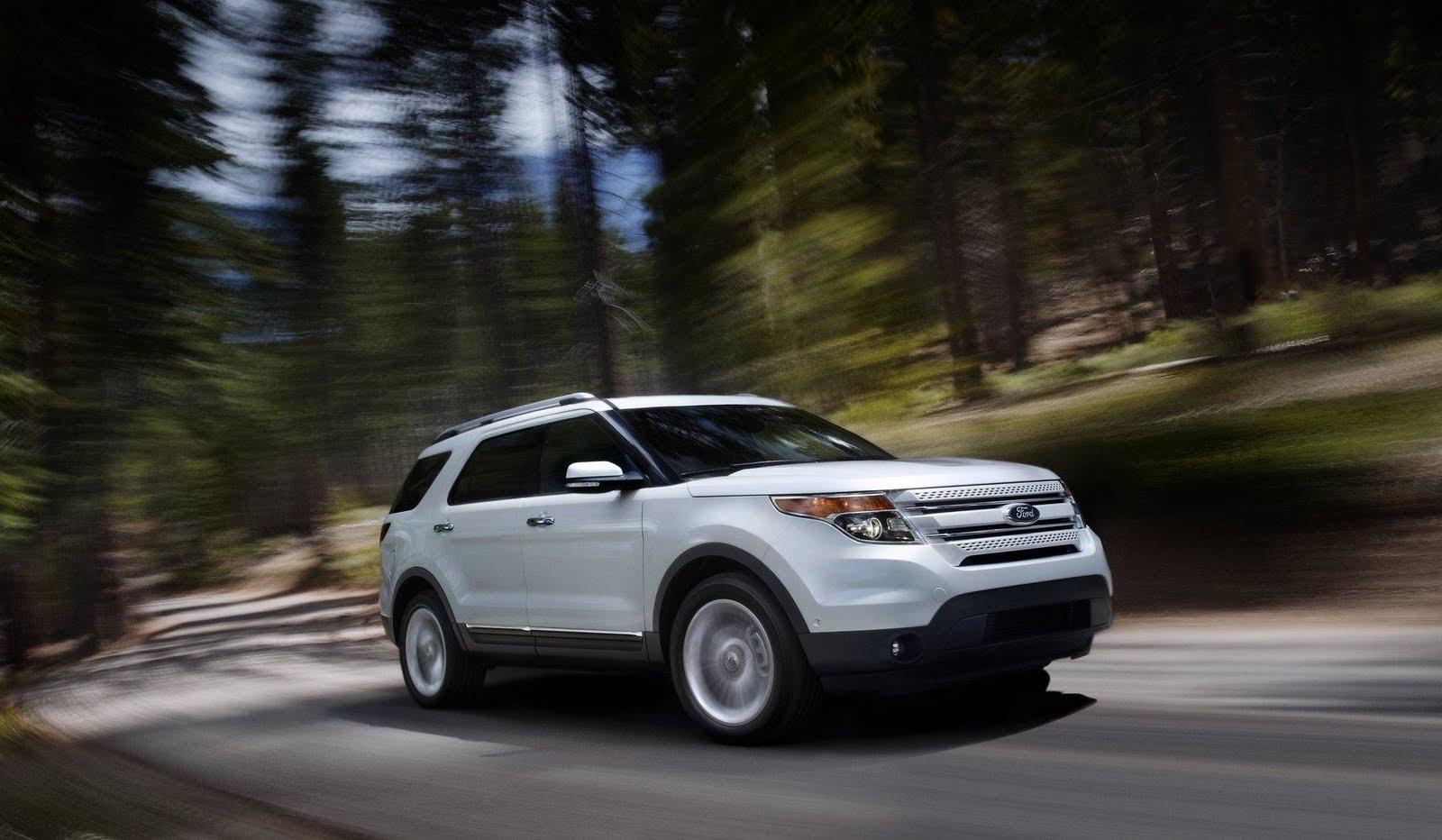 Ford Everest 2011 foto - 3