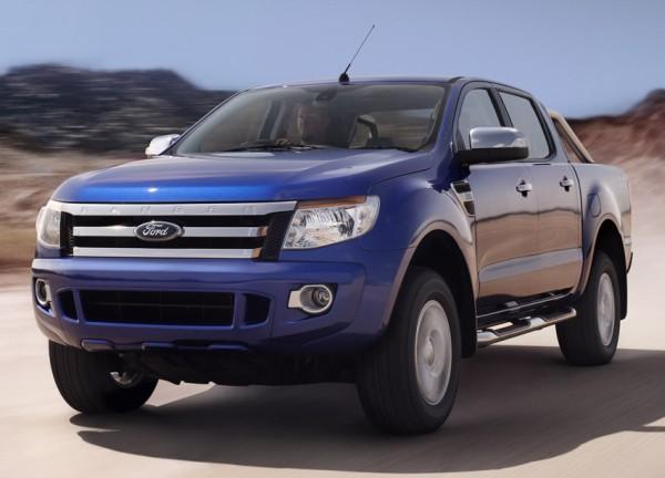 Ford Everest 2011 foto - 4