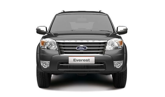 Ford Everest 2012 foto - 2