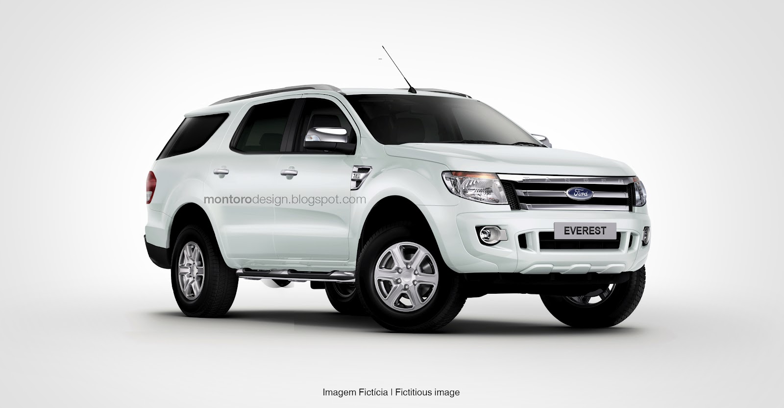 Ford Everest 2013 foto - 1