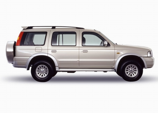 Ford Everest 2013 foto - 5