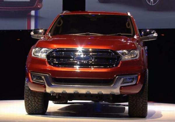 Ford Everest 2015 foto - 3