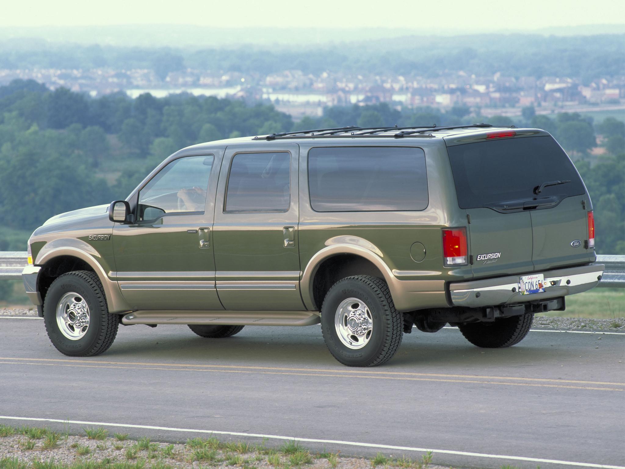 Ford Excursion 1999 foto - 1