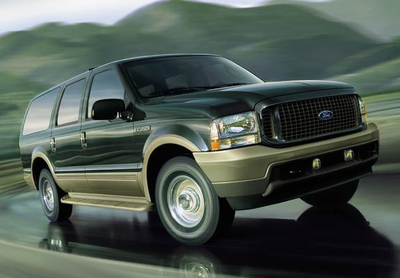 Ford Excursion 1999 foto - 5