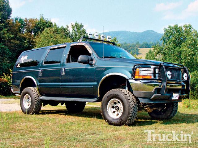 Ford Excursion 2000 foto - 2