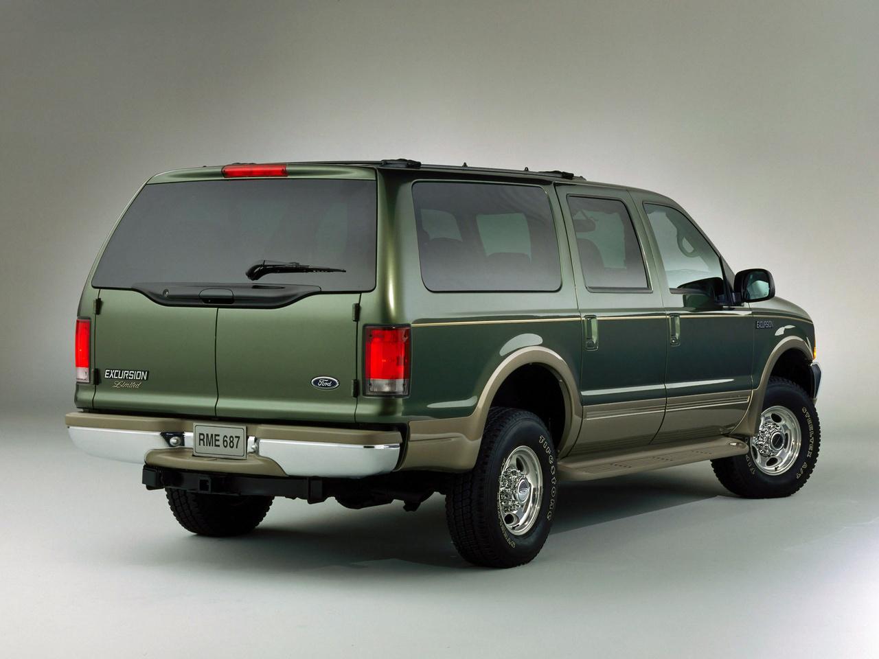 Ford Excursion 2000 foto - 4