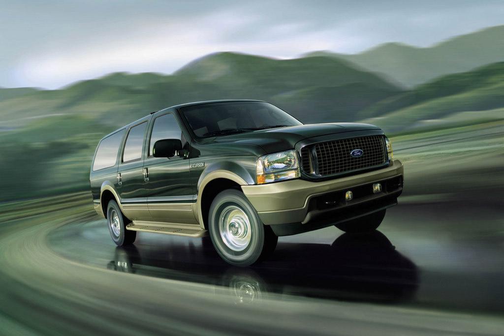 Ford Excursion 2000 foto - 5