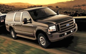 Ford Excursion 2001 foto - 5