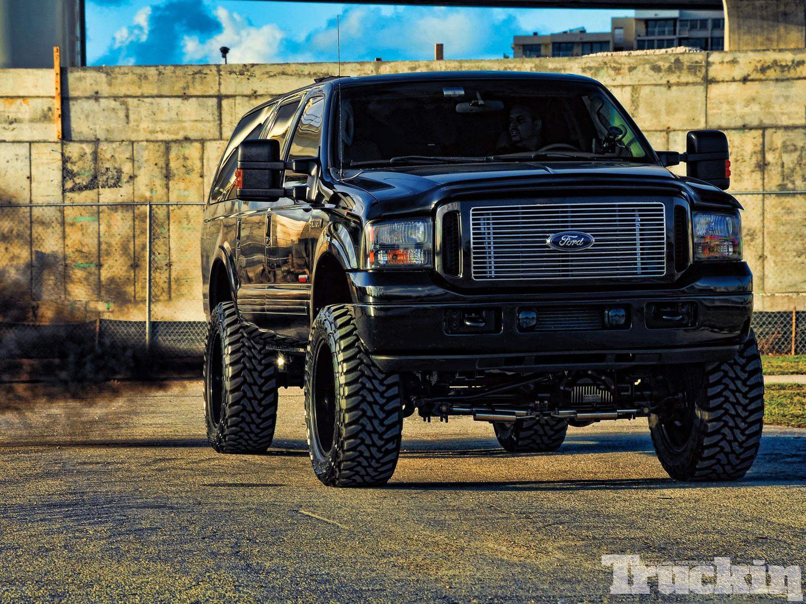 Ford Excursion 2004 foto - 4