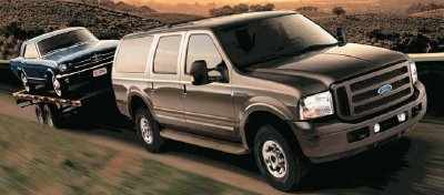 Ford Excursion 2007 foto - 4