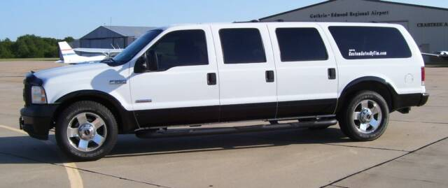 Ford Excursion 2007 foto - 5