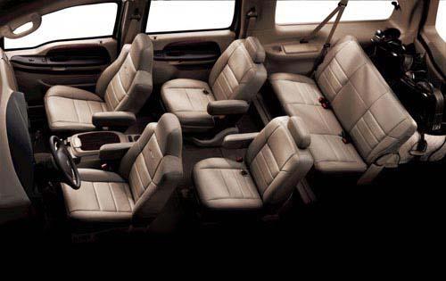 Ford Excursion 2013 foto - 4
