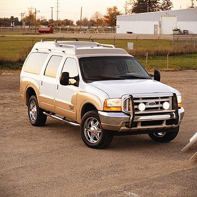 Ford Excursion 2014 foto - 1