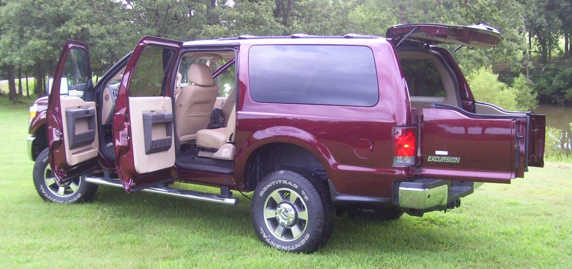 Ford Excursion 2014 foto - 4