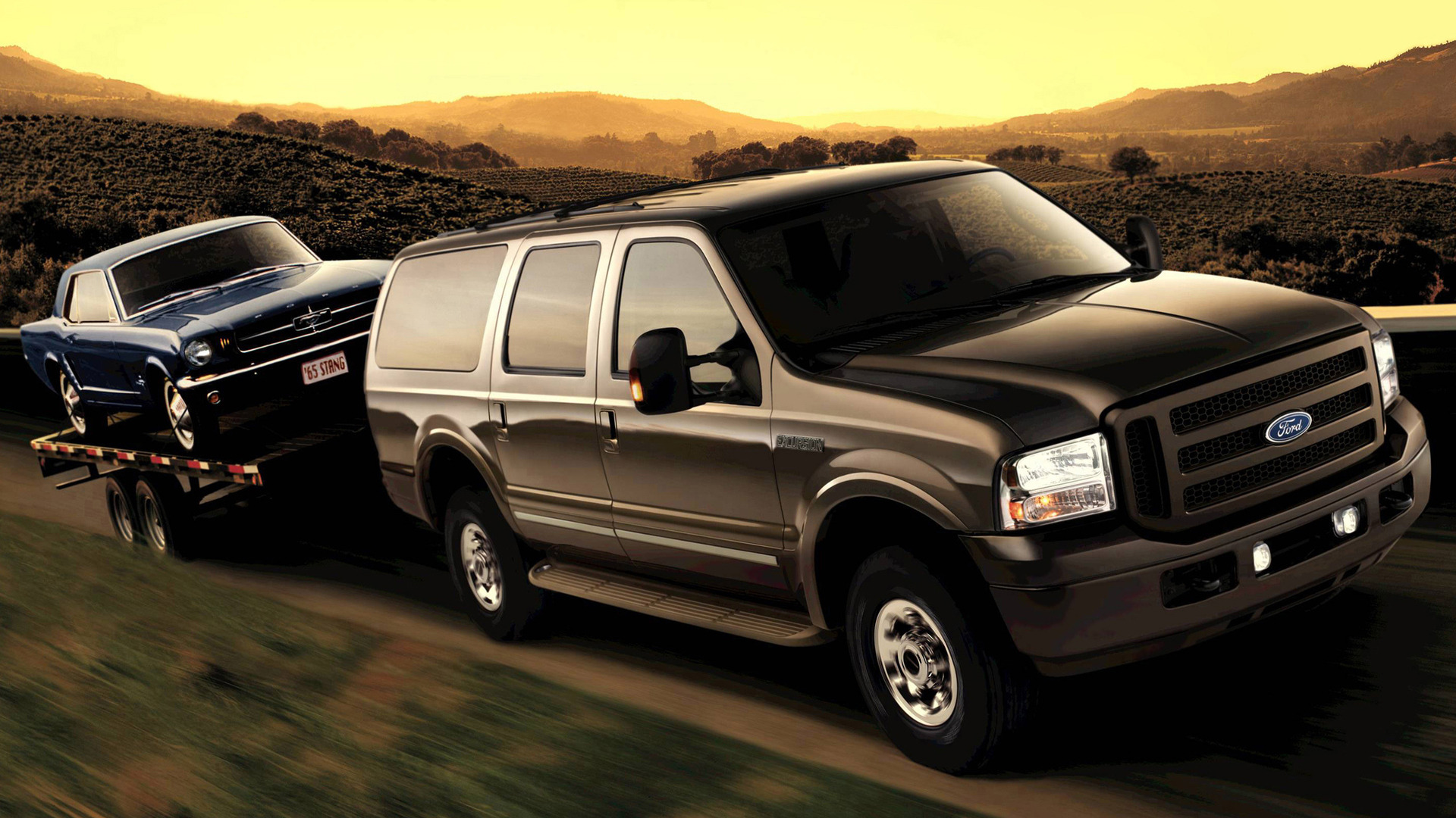 Ford Excursion 2015 foto - 5