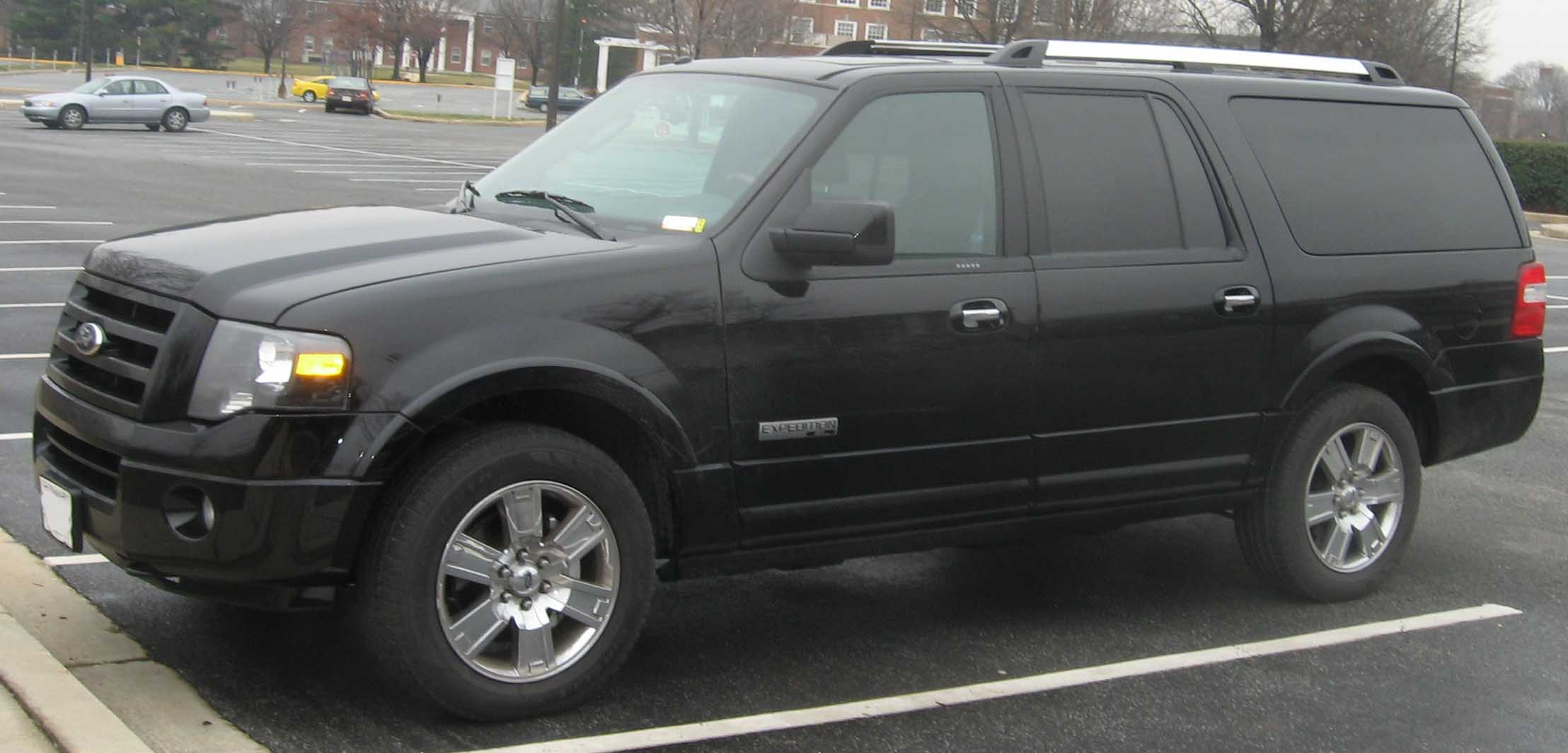 Ford Expedition 1997 foto - 3