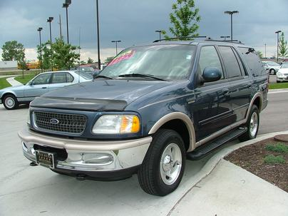 Ford Expedition 1998 foto - 1