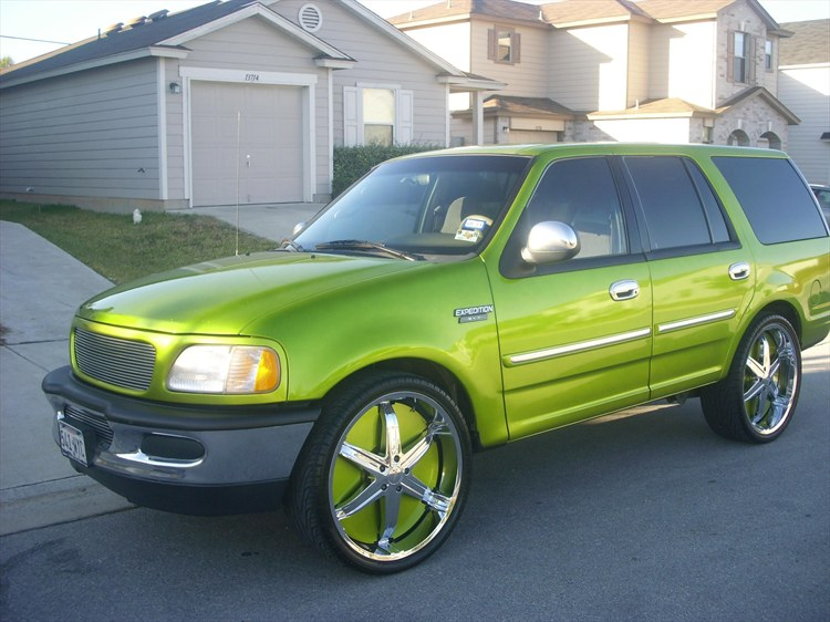 Ford Expedition 1998 foto - 2