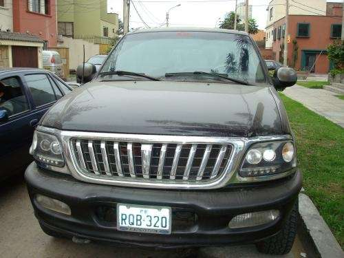 Ford Expedition 1998 foto - 4