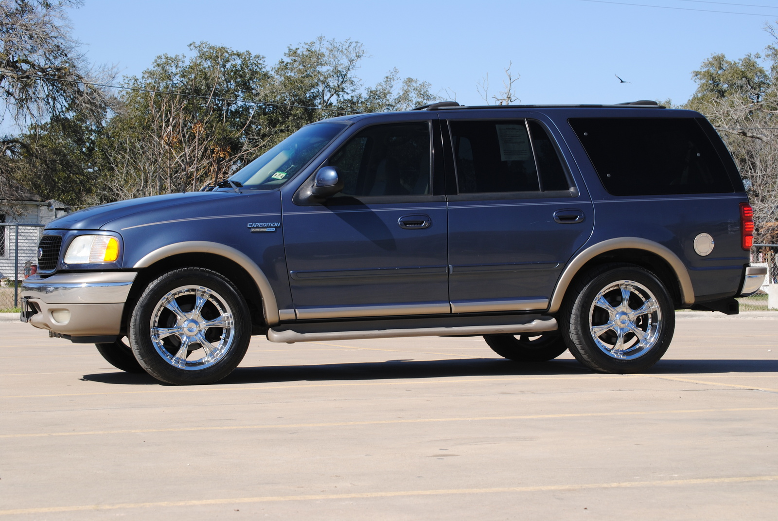 Ford Expedition 2002 foto - 1
