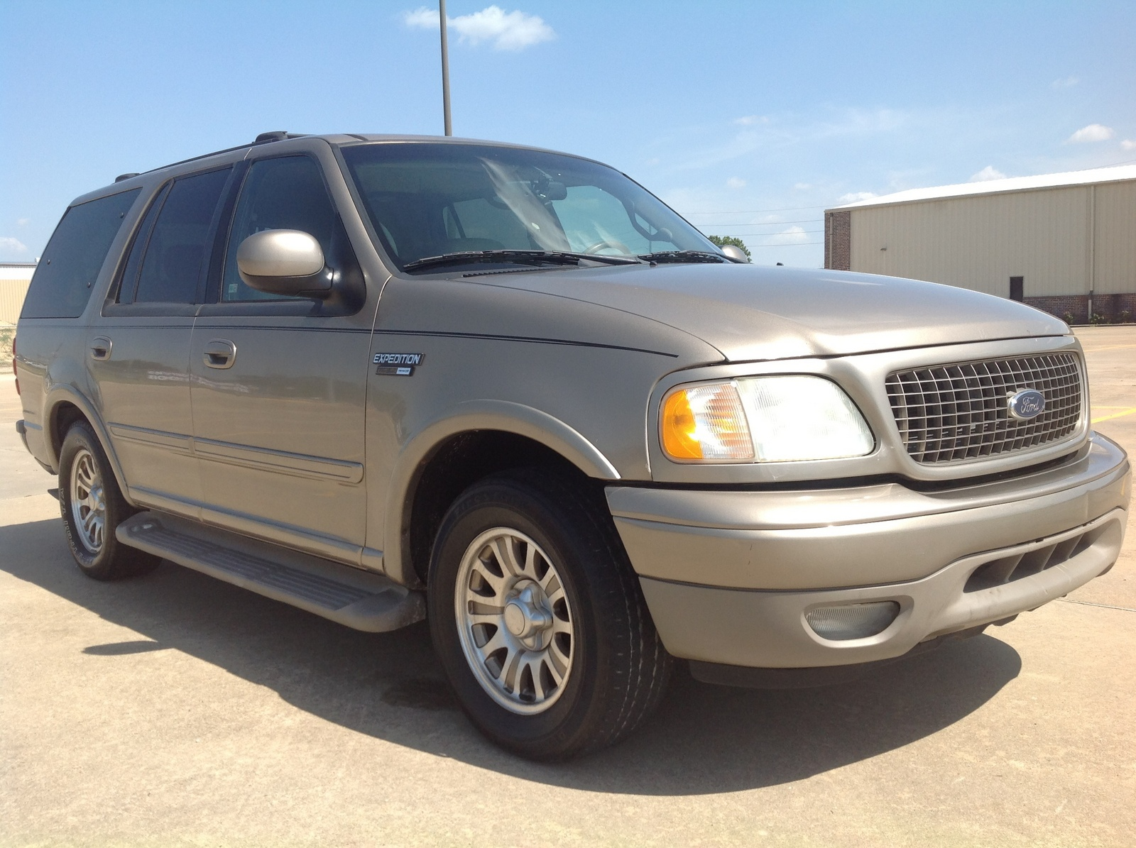 Ford Expedition 2002 foto - 3
