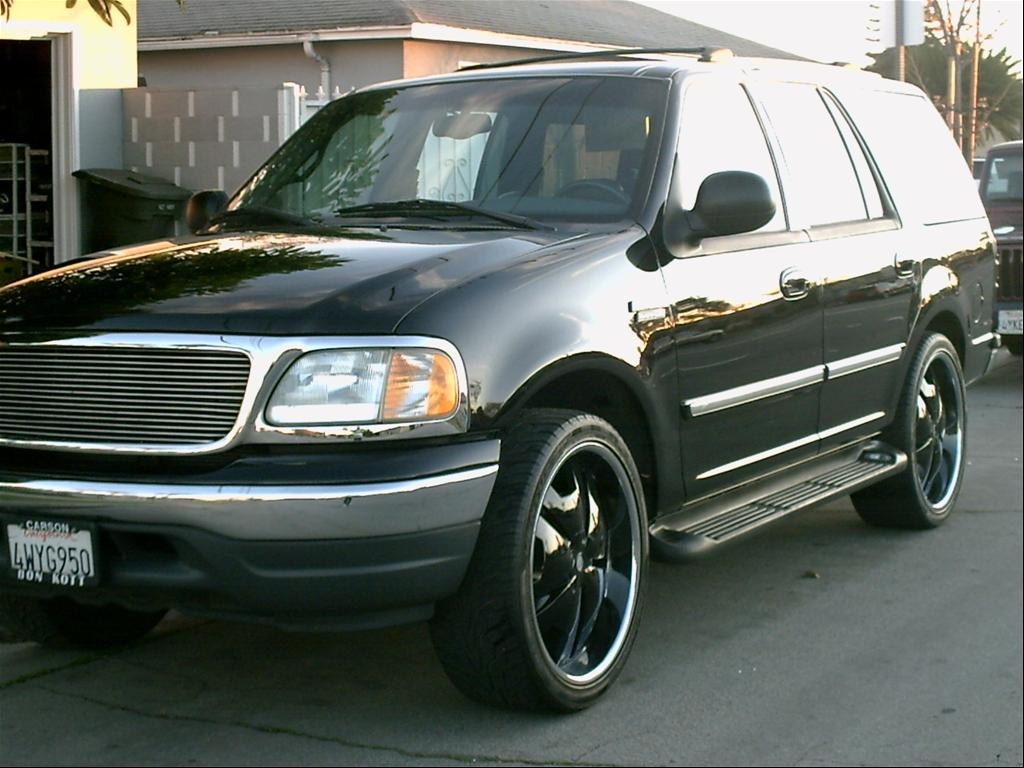 Ford Expedition 2002 foto - 4