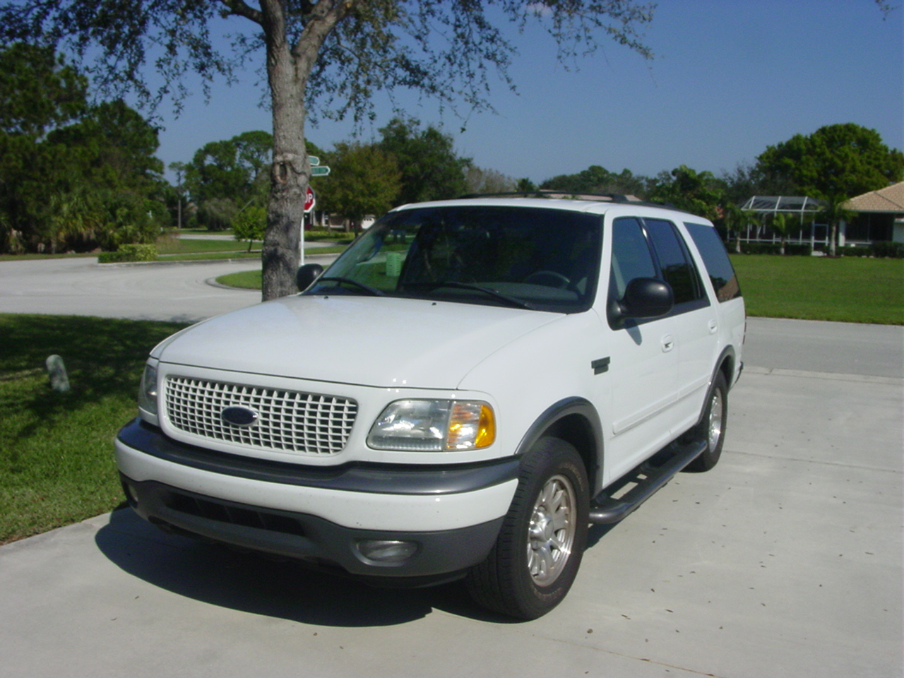Ford Expedition 2002 foto - 5