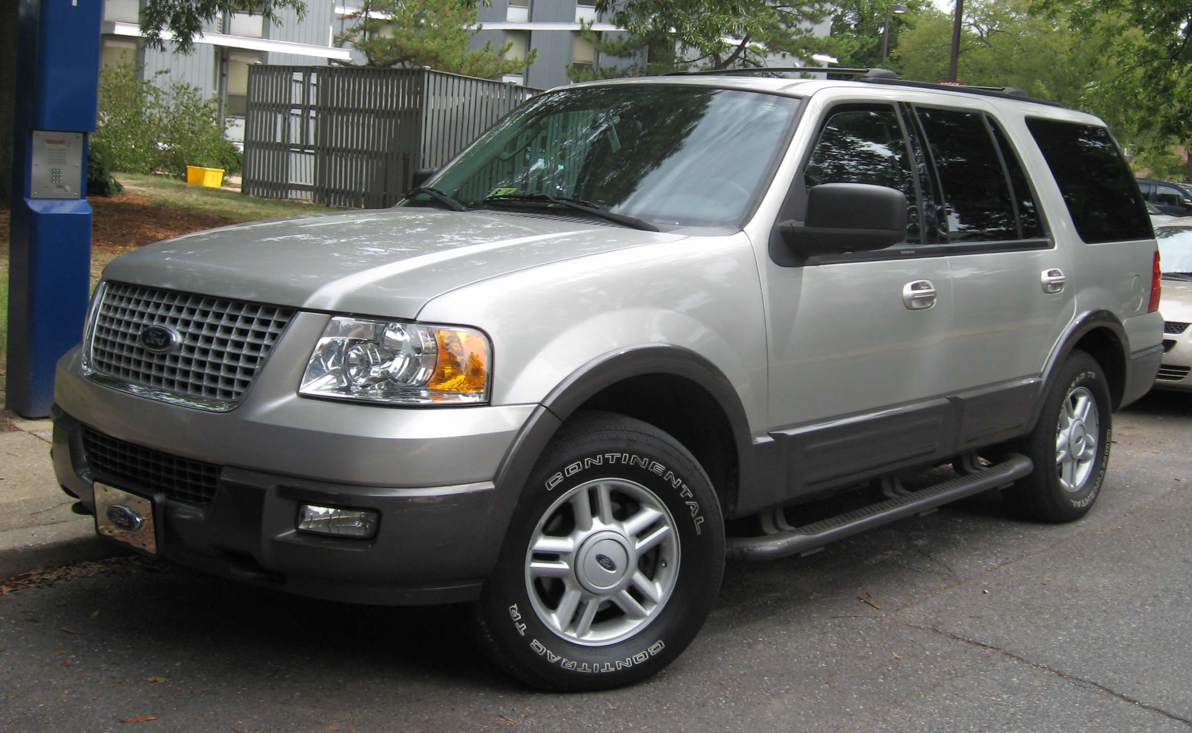 Ford Expedition 2003 foto - 1