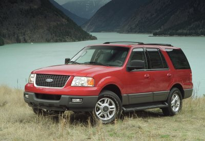Ford Expedition 2003 foto - 2